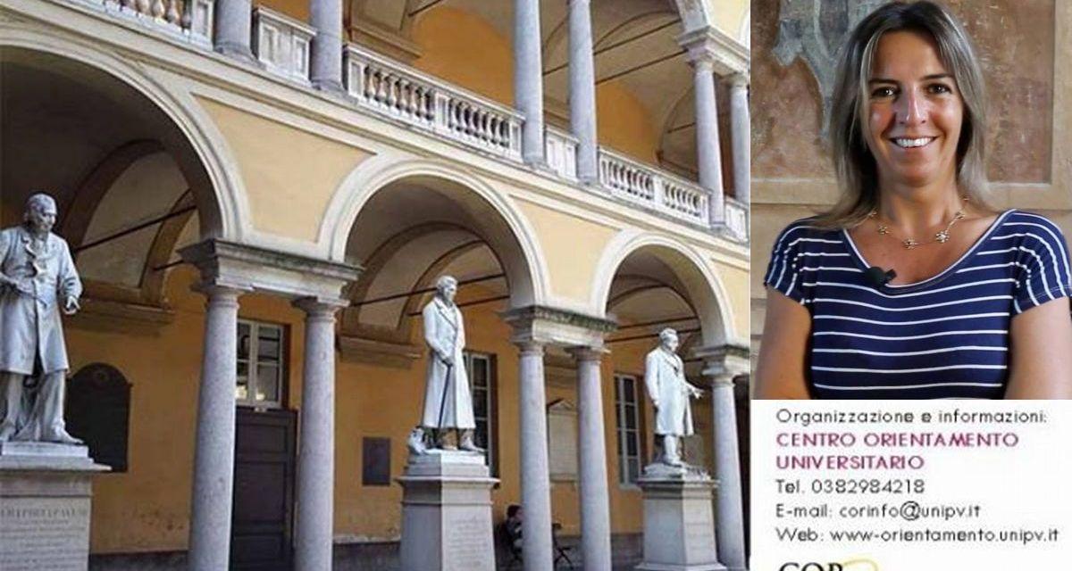 Per tutti gli studenti tortonesi (e non solo)  l'università di Pavia apre le porte (virtuali). Come partecipare