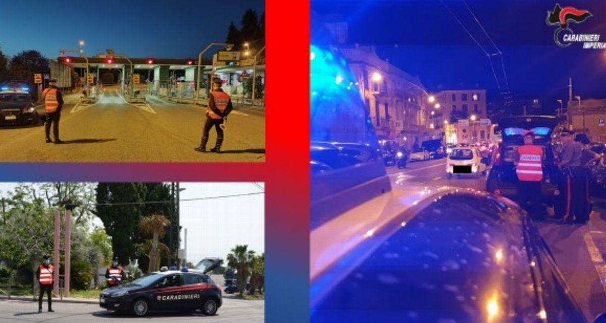 Sanremo, rapinarono un uomo sulla ciclabile: i Carabinieri arrestano 3 persone.