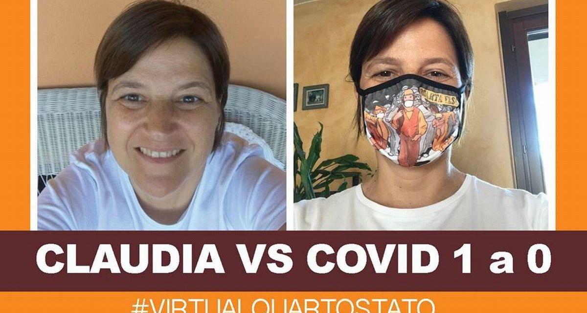 """A Volpedo, dopo il Covid, domenica Claudia di Azalai inaugura il """"Virtual quarto stato"""""""
