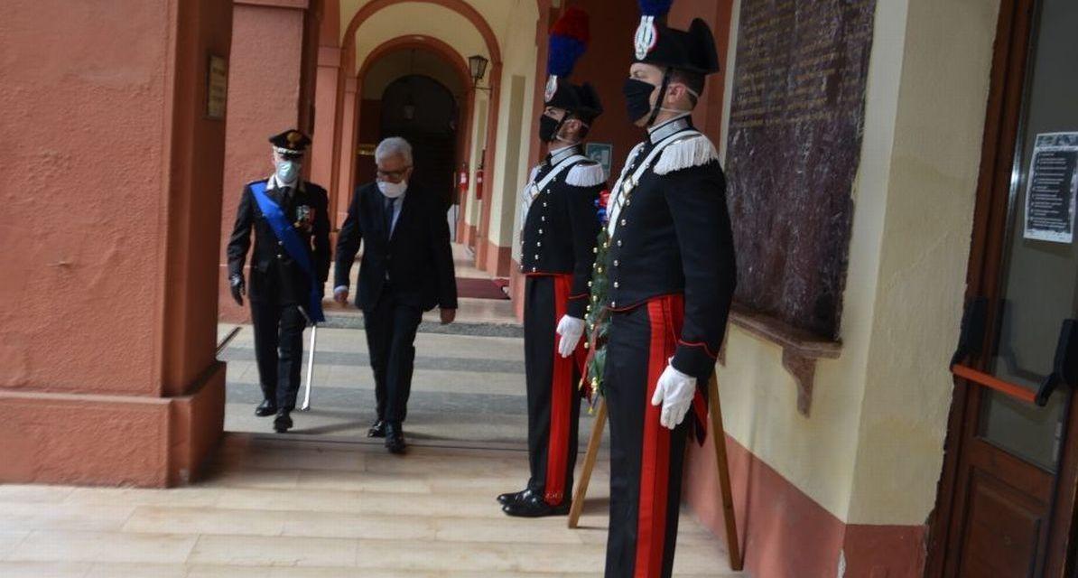 Bilancio dei Carabinieri nel giorno della festa: in provincia di Alessandria i furti diminuiti del 14%
