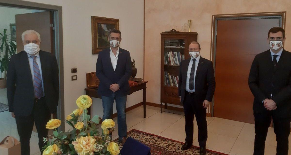 Il Prefetto di Alessandria in visita a Tortona incontra il Sindaco Chiodi, la Giunta e…