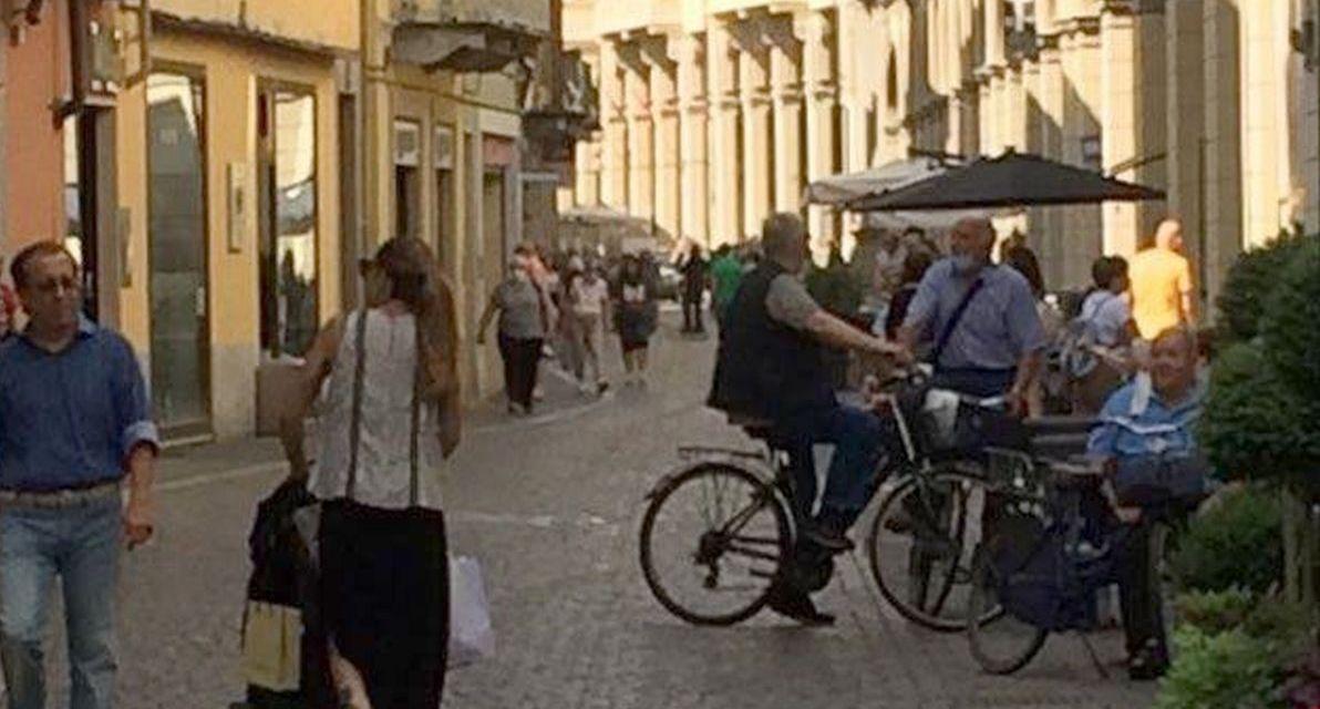 A Tortona dopo il lockdown i Commercianti stanno facendo affari d'oro