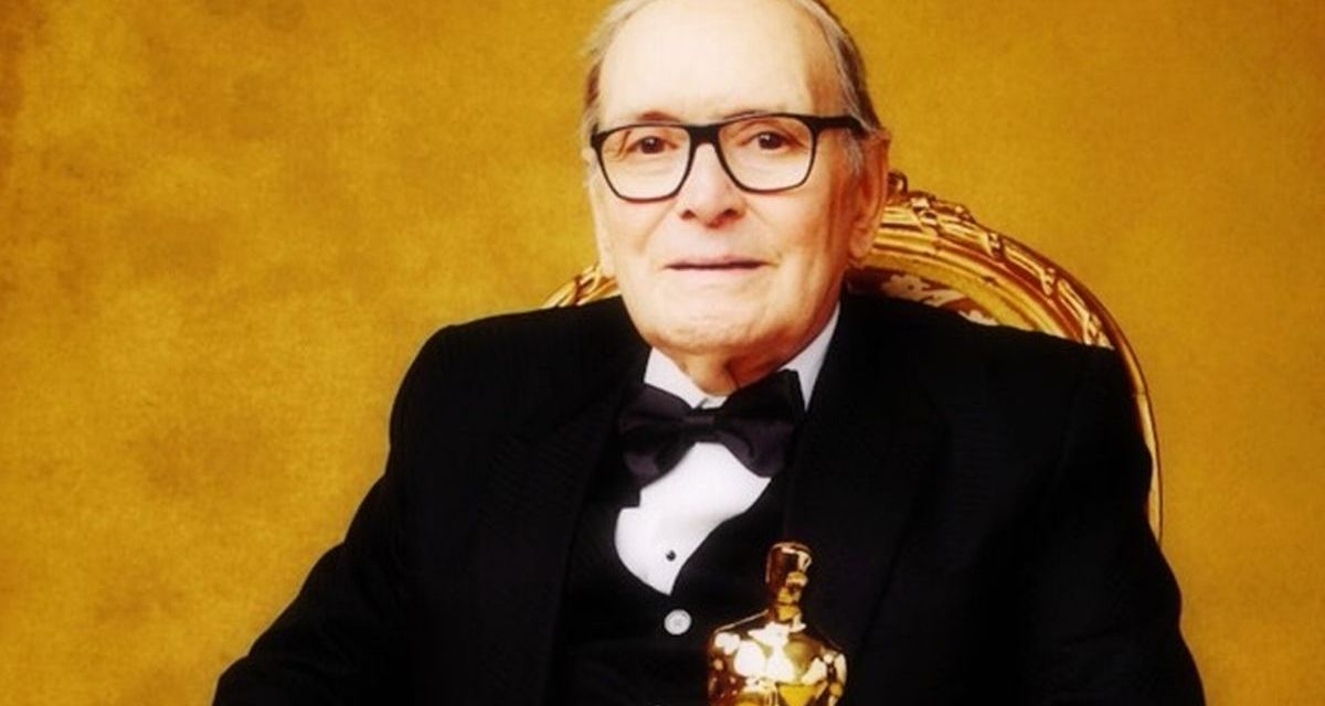 Un omaggio al grande Maestro Ennio Morricone. Di Giulia Quaranta Provenzano