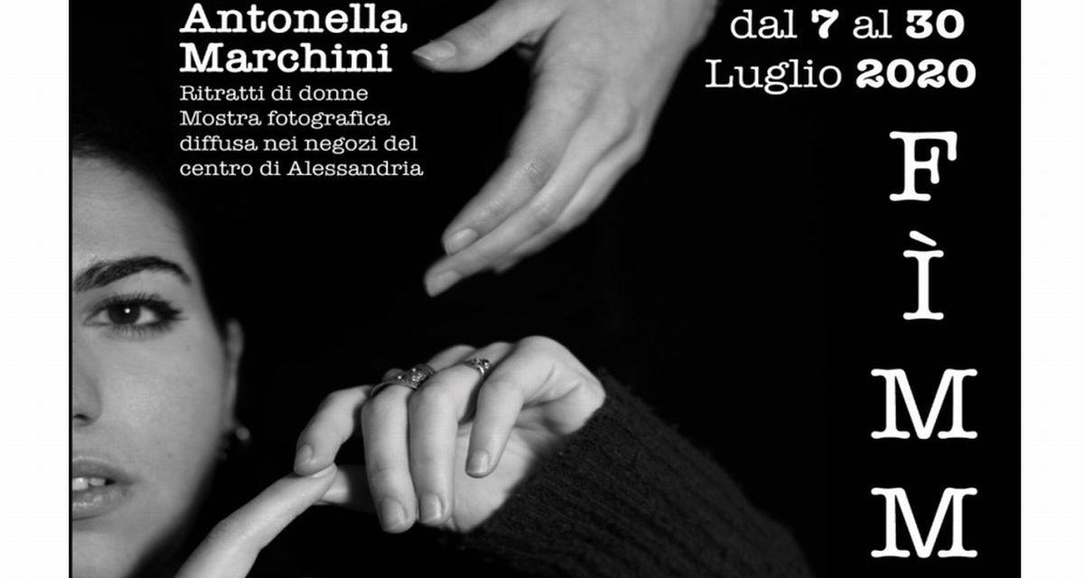 Le foto di Antonella Marchini in una mostra itinerante fra i negozi di Alessandria