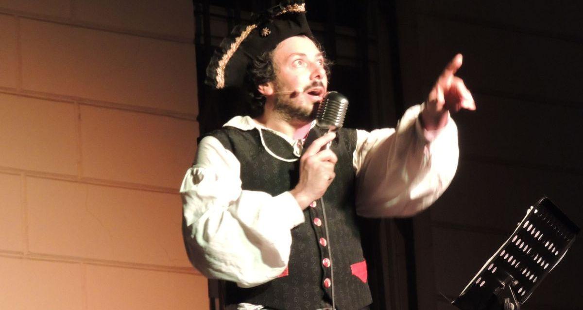 """Grande performance di Davide Palla a Tortona ne """"L'Otello"""" col teatro dal vivo che torna a rinascere"""