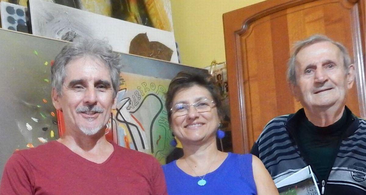 Venerdì a Pontecurone prendono il via gli incontri con artisti e scrittori della zona. Si parte con Falchetto e Bisio