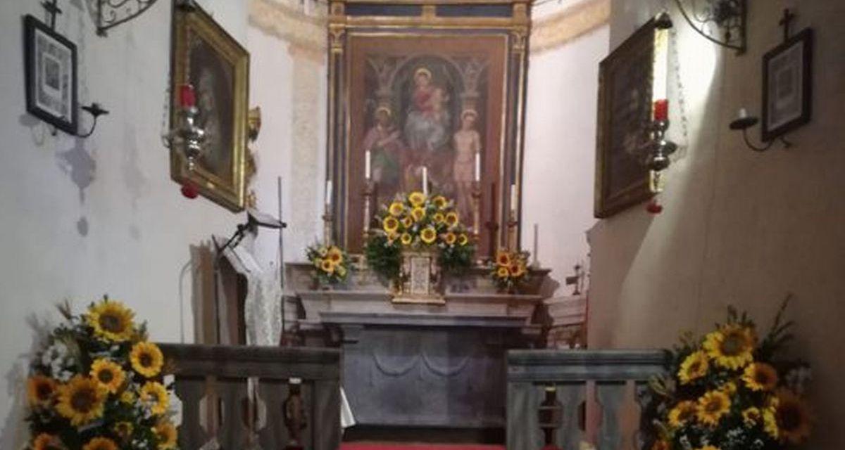 Domenica a Casalnoceto riapre l'oratorio di San Rocco, protettore della peste e delle epidemie, con una messa speciale