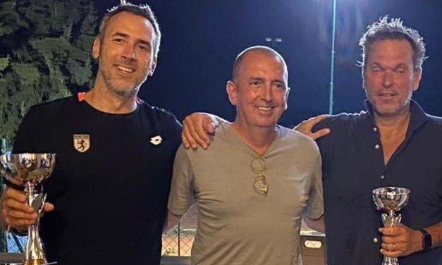 Dopo molti anni un tortonese vince il torneo del Derthona tennis, è Marco Picchi