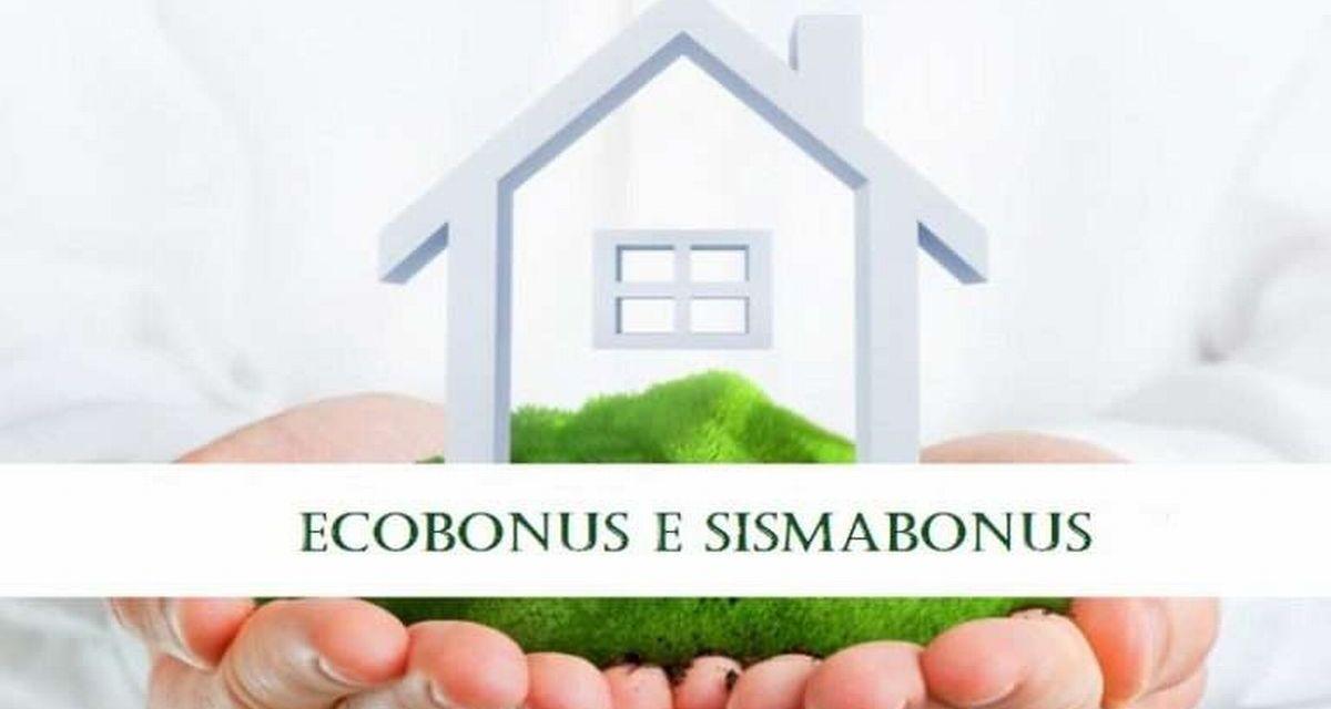Decreto Rilancio, cos'è l'Ecobonus e il Sismabonus ed i casi di loro attuazione. Di Giulia Quaranta Provenzano