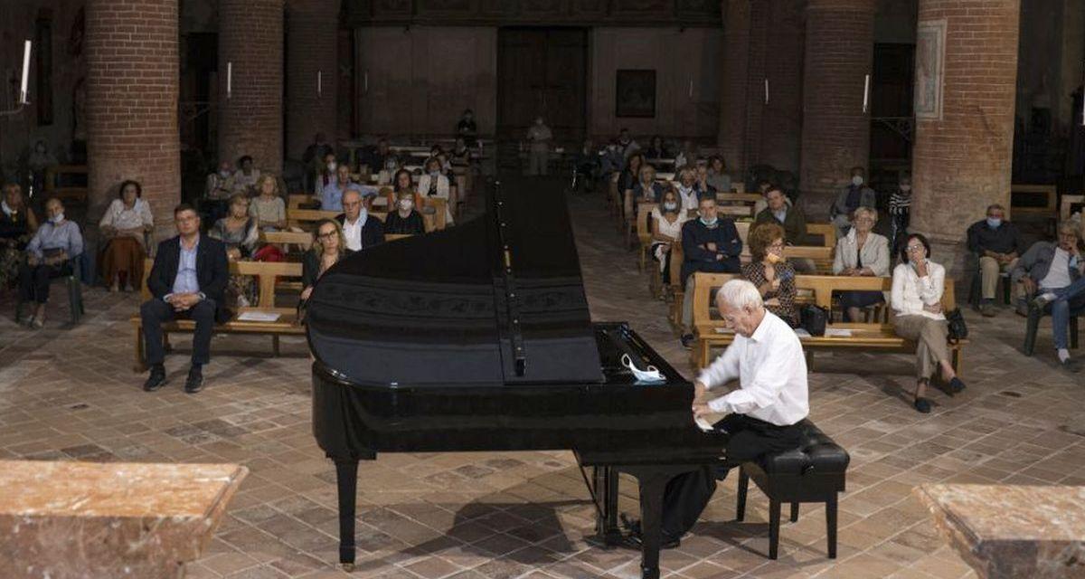 Tutto esaurito per il concerto pianistico del maestro Giorgio Vercillo a Sale