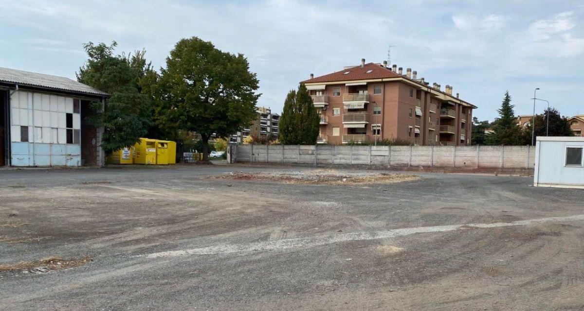Ripulita l'area Merlo ad Acqui Terme