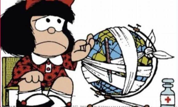 Se n'è andato Quino, il papà di Mafalda. Di Giulia Quaranta Provenzano