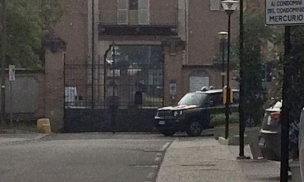 Sei stranieri e due operatori infetti dal Covid a Villa Pedevilla a Tortona, presidiata dalle Forze di Polizia