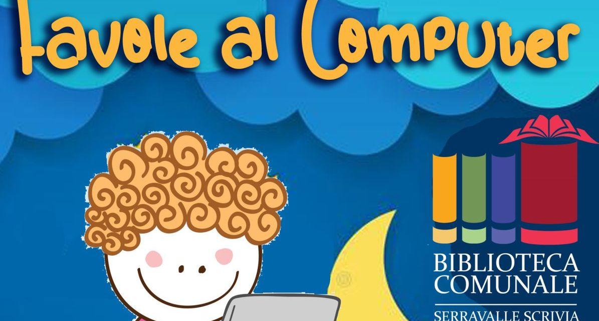 """A Serravalle Scrivia la Biblioteca comunale inaugura il ciclo """"Favole al Computer"""""""