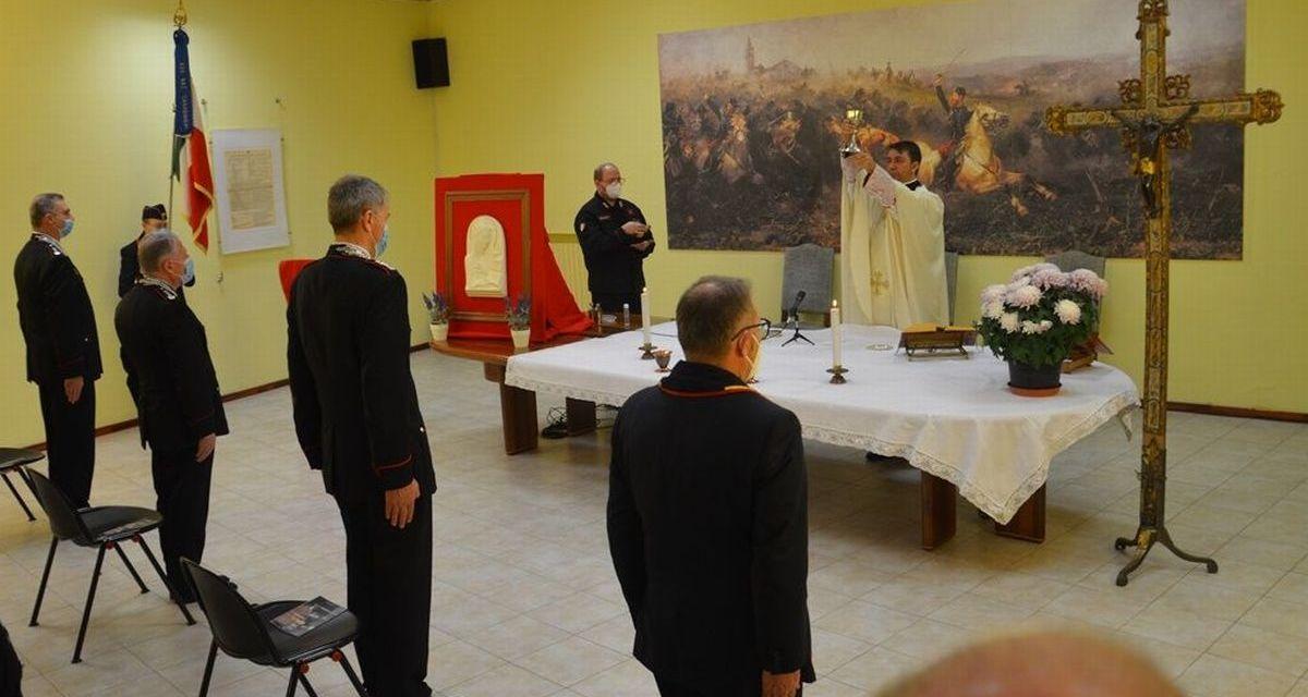 I Carabinieri di Alessandria hanno celebrato tre ricorrenze in un colpo solo