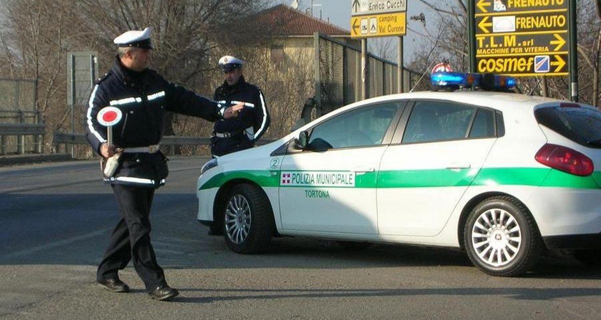 Abbandonano rifiuti alla periferia di Tortona ma vengono individuati Dai Vigili. Tre casi in 10 giorni!