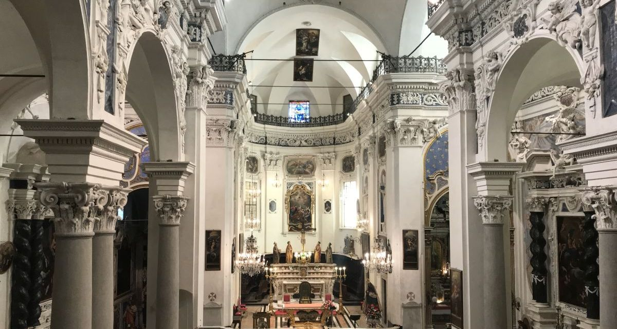 Domenica secondo appuntamento col Barocco nella Diocesi di Tortona, si va a NOvi Ligure