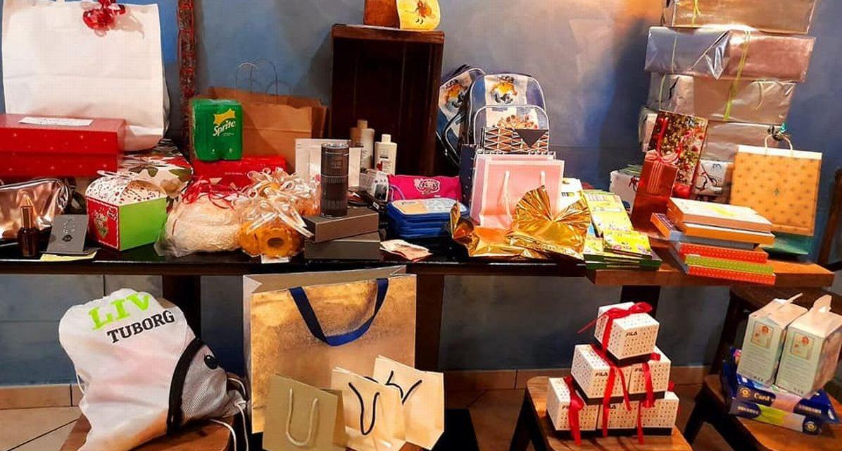 I Commercianti di Tortona regalano doni ai bambini disabili del Centro Paolo VI