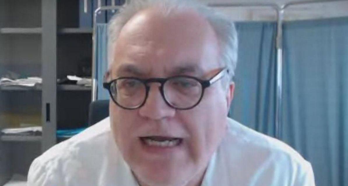 Il Prof. Guido Chichino, infettivologo, ha incontrato gli studenti del Marconi di Tortona