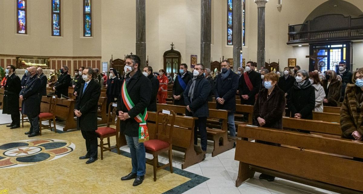 A Tortona celebrata la giornata del malato nello spirito di Don Orione con sanitari e autorità