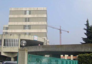 L'ospedale di Acqui Terme