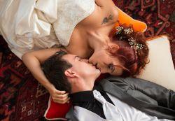 sposi bacio 3I