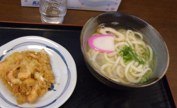 Sanuki Udon chaud