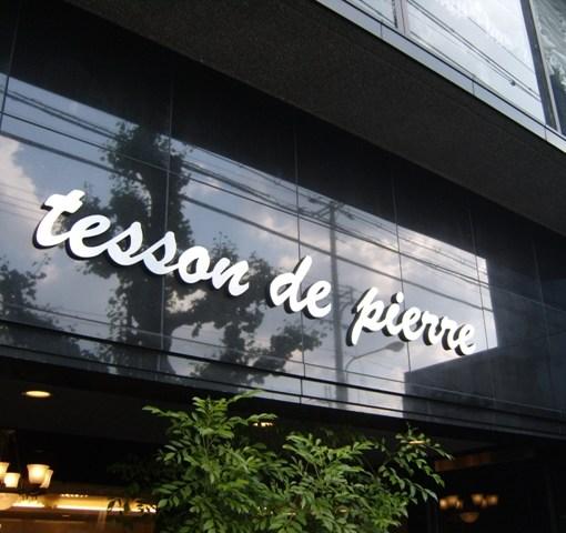 Tesson de Pierre