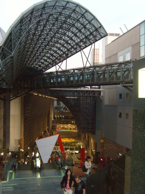 Kyoto Station 2010 - 4
