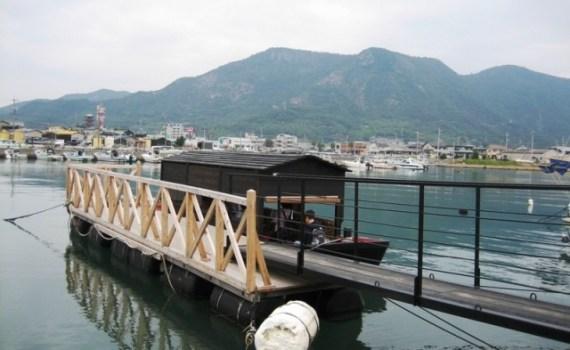 Treasure Ship à Tonosho, Shodoshima