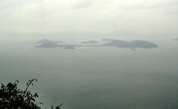 Oshima depuis Megijima