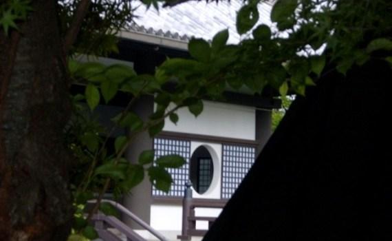 Fenêtre à Kōdai-ji