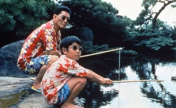 L'Été de Kikujirō