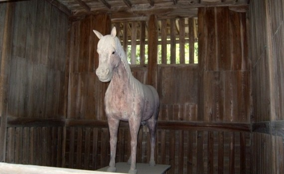 cheval de bois - kotohiragu