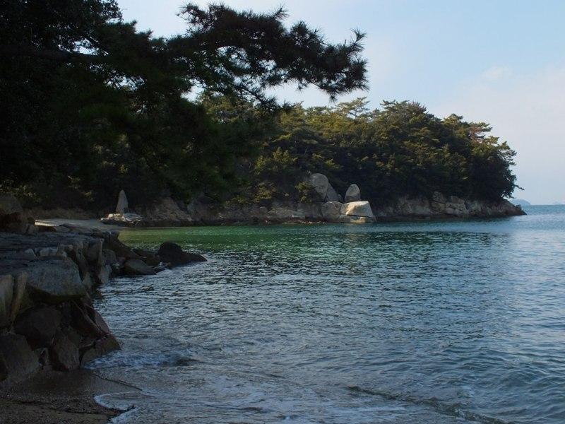 Crique sur Shamijima