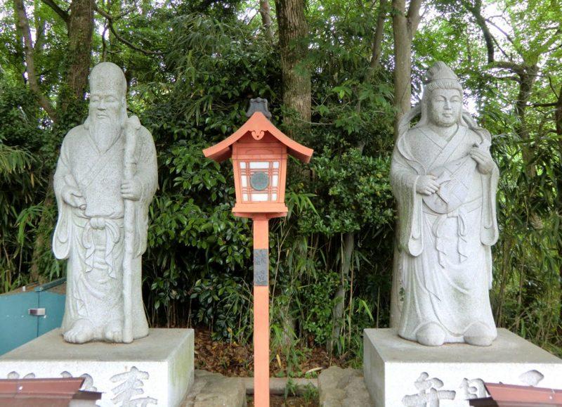 Fukurokuju - Benzaiten