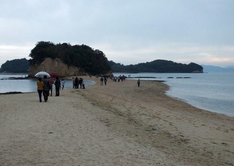 Angel Road sur Shōdoshima