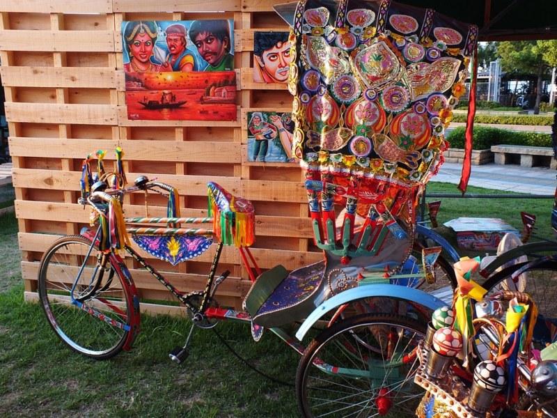 Rickshaw - 1