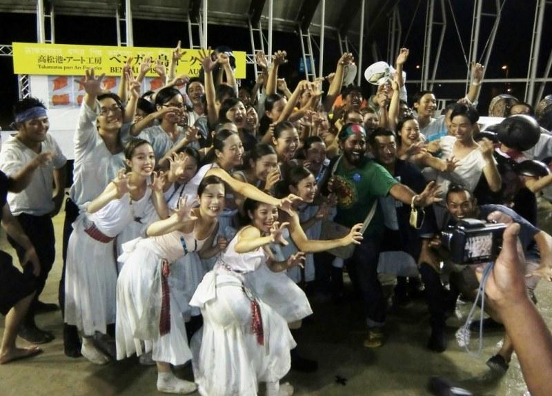 31 - Bengal Island Closing Ceremony - Final Goodbye