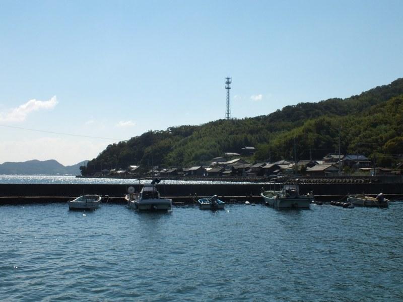 Awashima port