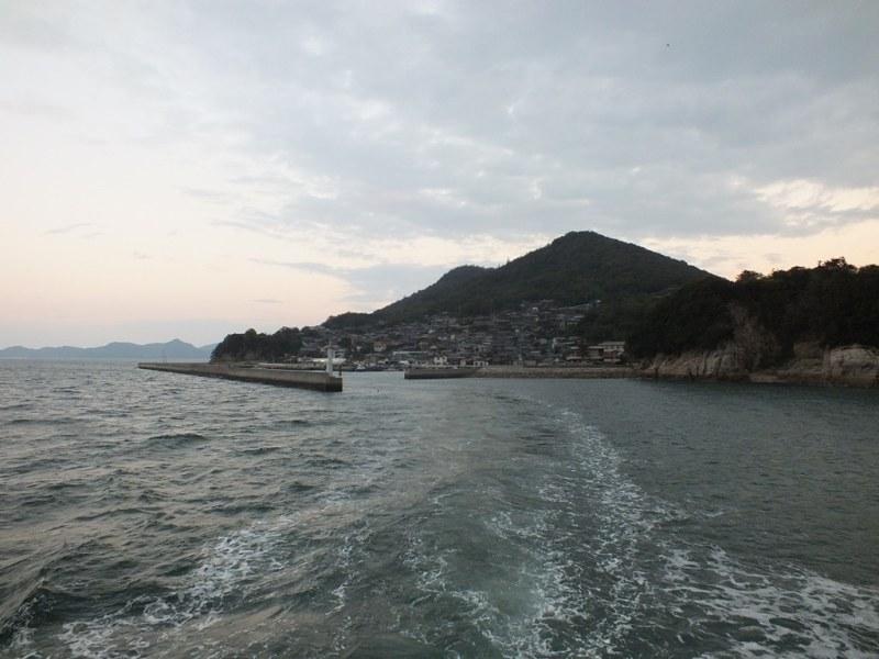 Setouchi Triennale - dernier jour sur Ogijima - 27