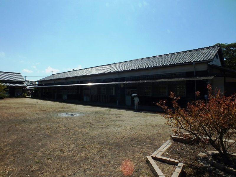Awashima - ancienne ecole