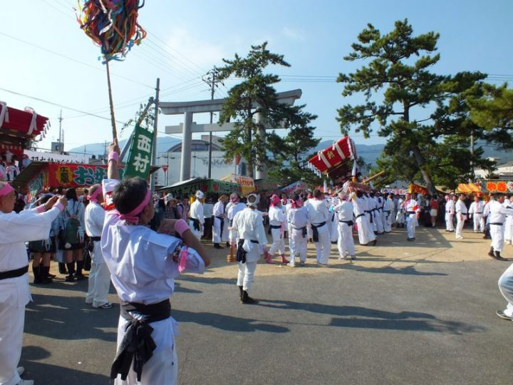 Uchinomi Matsuri - Shodoshima - 37