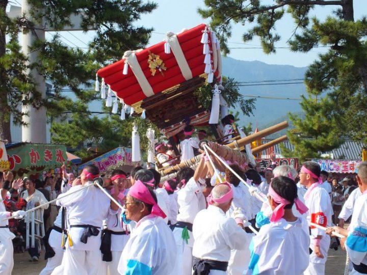 Uchinomi Matsuri - Shodoshima - 38