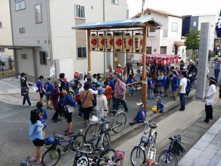 Kumano Jinja Matsuri 2015 - 5