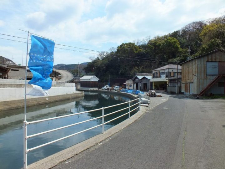 12 - Rue dans Uchinomi - Shodoshima