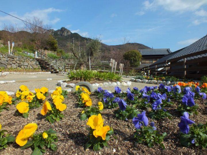 45 - Jardin Memorial de Sakae Tsuboi a Sakate sur Shodoshima