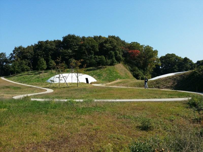 Teshima Art Museum de Ryue Nishizawa et Rei Naito