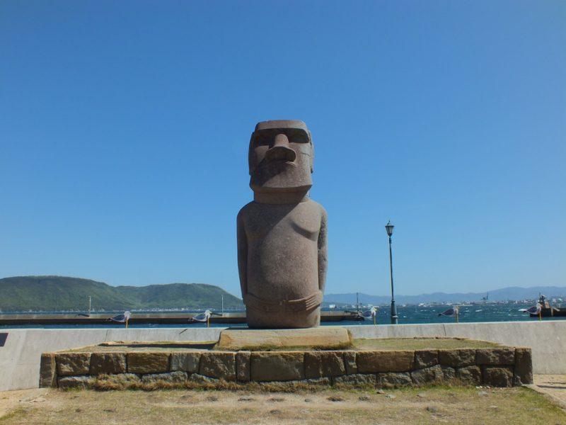 1 - Megijima - Moai