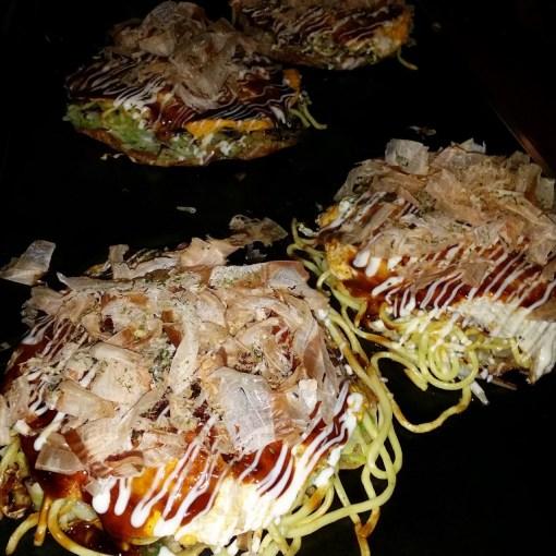Okonimiyaki Variante de Hiroshima